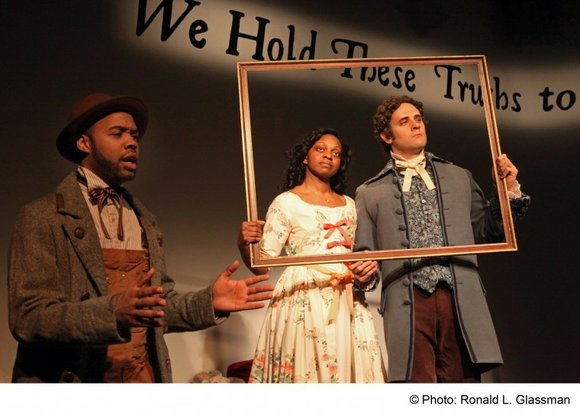 """NEW PERFORMANCE ADDED TO """"SALLY AND TOM (THE AMERICAN WAY),"""" THURSDAY, MARCH 22: Running at..."""