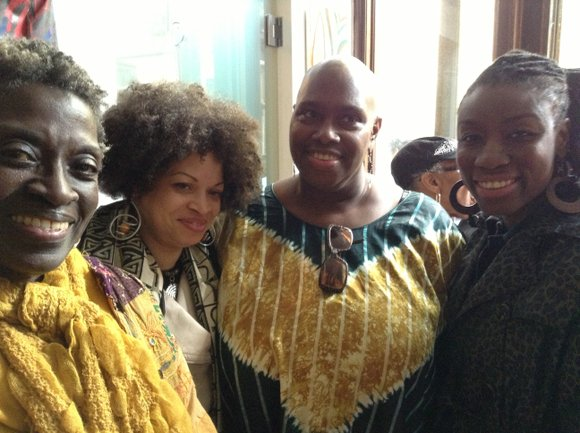 The best of the People's Republic of Brooklyn came out to pay tribute to Jitu...