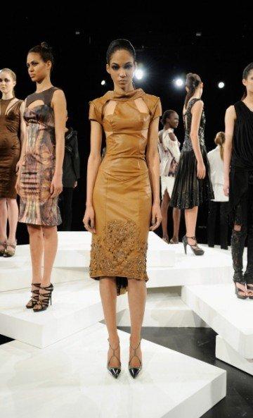 Hispanic fashion designer Altos De Chavon features latest work