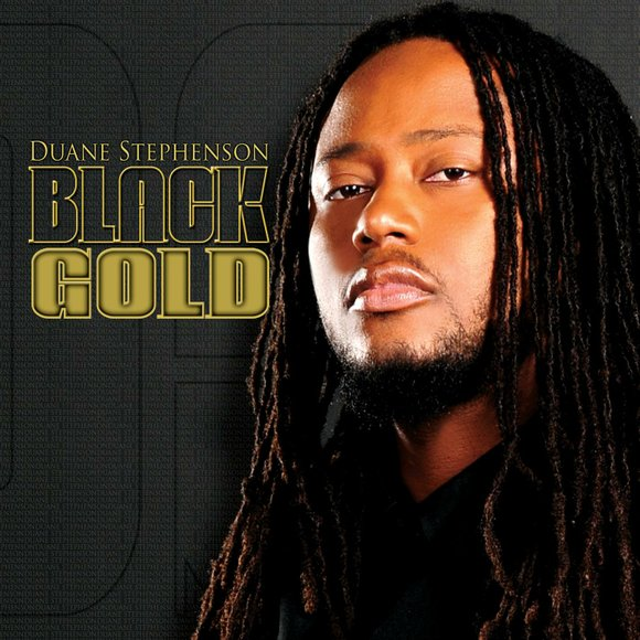 """Duane Stephenson, one of reggae's most innovative young artists, pockets gold! To be precise, """"Black..."""