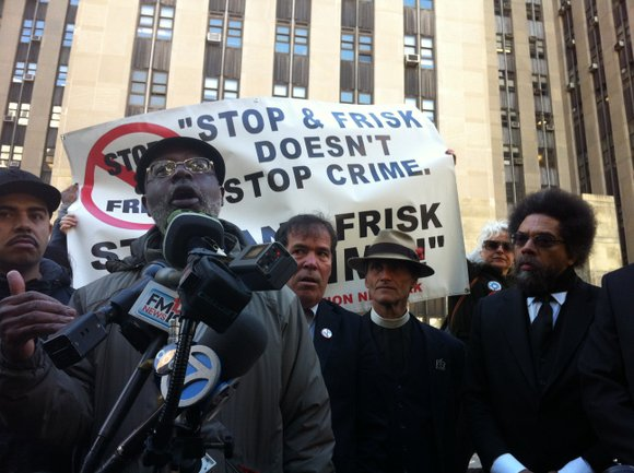 Have you ever watched a stop-and-frisk and wished you could document it? While hundreds are...