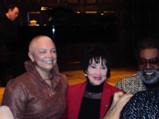 Carmen de Lavallade celebrates 80th: We'll be loving you always