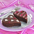For Valentine's Day celebrations, surprise your sweeties with heart-shaped Mocha Brownies. Serve them as a special treat or for a ...