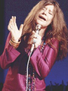 """""""Love, Janis"""" is a musical about the late legendary rock/blues singer Janis Joplin, Port Arthur, Texas' most famous daughter. """"Love, ..."""