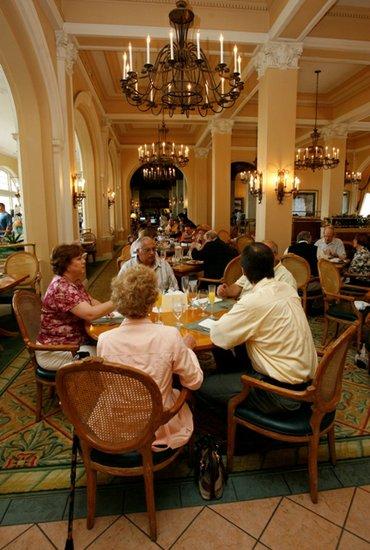 Bernardo's At Hotel Galvez