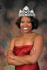 Before heading back to the classroom, Patrick Henry Middle School teacher Andrea Hill, the reigning Miss Black Texas USA 2009, ...