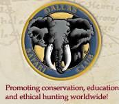 A new year and its subsequent parade of sporting shows is drawing near. Dallas Safari Club (DSC) will kickoff the ...