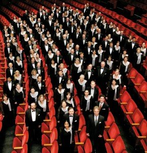 The Houston Symphony orchestra and chorus will close out their December concerts with the ever popular music, Handel's Messiah, on ...
