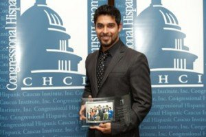 The Congressional Hispanic Caucus Institute (CHCI), the nation's premier Latino youth leadership development and educational organization, presented actor Wilmer Valderrama ...