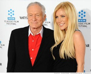 Shares of Playboy surged nearly 35% Monday morning, after Hugh Hefner proposed to buy the remaining shares of the company ...