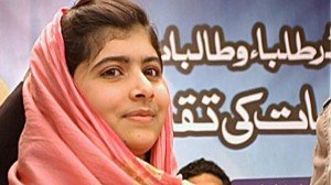 Malala Yousufzai's courageous blogging against the